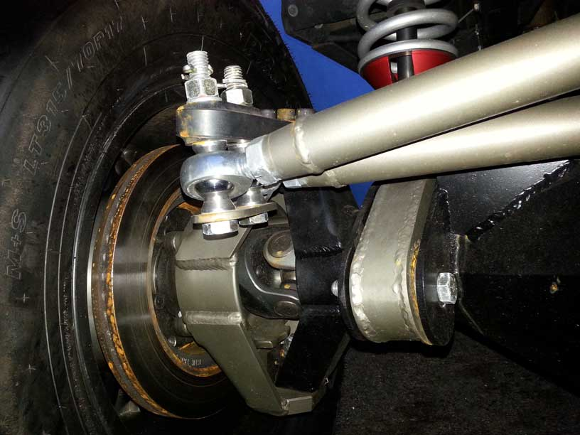Feeling Every Bump on the Road? It's Time for a Suspension Inspection!
