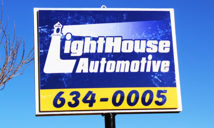 Ford Focus Owner Very Satisfied with Service Experience at LightHouse Automotive