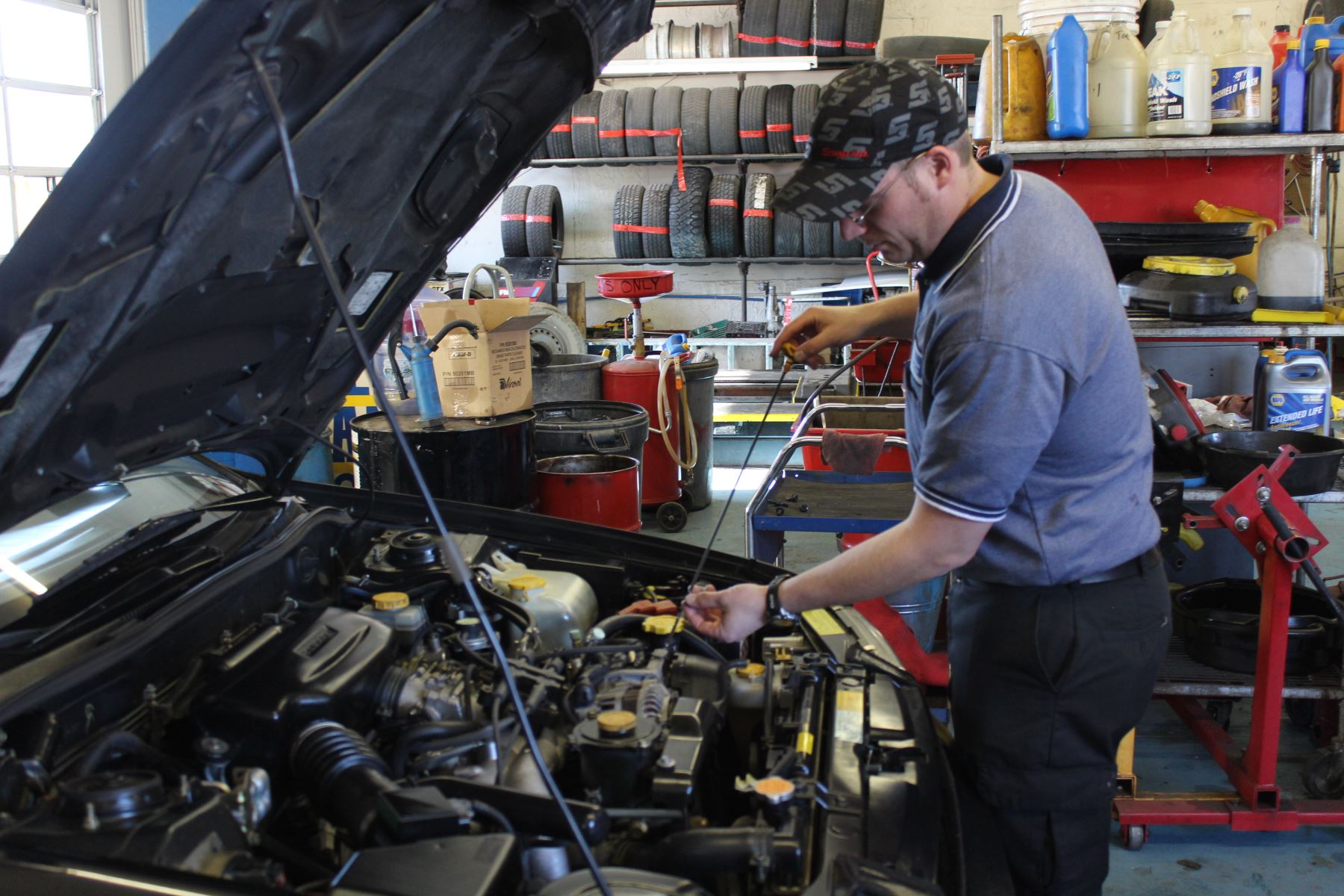 Why Your Vehicle Needs Oil Changes